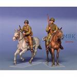 U.S. Horsemen Normandy 1944
