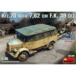 Kfz.70 & 7,62cm F.K.39(r)