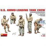 US Ammo-Loading Tank Crew
