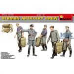 German Artillery Crew - Special Edition