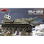 SU-122 last production (Interior Kit)