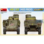 M3 Lee Mid Production (INTERIOR KIT)