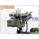 M-4 QUAD MAXIM AA MACHINEGUN