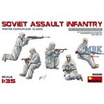 Soviet Assault Infantry (Winter)