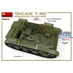 ROMANIAN 76-mm SPG TACAM T-60 (Interior Kit)