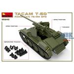 TACAM T-60 Romanian Tank Destroyer (Interior Kit)