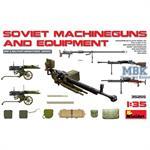 Soviet Machineguns & Equipment