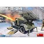 BM-8-24 Based on 1,5t Truck