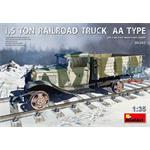 1,5t Railroad Truck AA Type