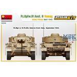 Pz.Kpfw.IV Ausf. H Vomag Early Prod. w/ INTERIOR