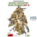 Soviet Infantry Tankriders Set 2