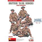 British Tank Riders (NW Europe). Special Edition