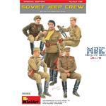 Soviet Jeep crew. Special Edition