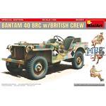 Bantam 40 BRC w/British Crew. Special Edition