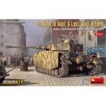 Pz.Kpfw.IV Ausf.G-Last/H-Early Nibelungenwerk 2in1