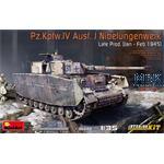 Pz.Kpfw.IV Ausf. J Nibelungenwerke Late Prod.