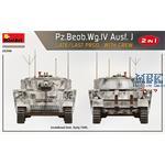 Pz.Beob.Wg.IV Ausf. J LATE/LAST PROD. 2 in 1 /Crew