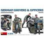 German Drivers & Officers