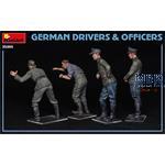 German Drivers & Officers