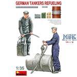 German Tankers Refueling