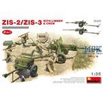 ZIS-2/ ZIS-3 With LIMBER & CREW. 2 IN 1