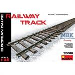 European Gauge Railway Track