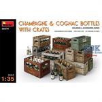 Champagne & Cognac Bottles