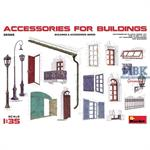 ACCESSORIES FOR BUILDINGS