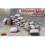 Hessian Bags (sand, cement, vegetables, flour, ..)