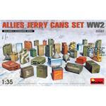 ALLIES JERRY CANS SET WW2