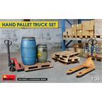 Hand Pallet Truck Set / Hubwagen