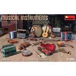 Musical instruments / Musikinstrumente