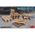 Wooden Pallets / Holzpaletten