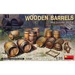 Wooden Barrels - Medium Size