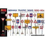 German Traffic Signs 1930-40's