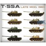T-55A LATE MOD. 1965 INTERIOR KIT