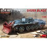 SLA APC T-54 w/Dozer Blade. Interior Kit