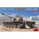 Tiran 4 Sharir Early Type w/Dozer Blade