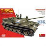 T-55A EARLY Mod. 1965