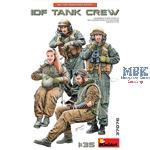 IDF Tank Crew