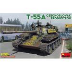 T-55A Czechoslovak Prod.