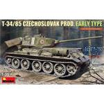 T-34/85 Czechoslovak Prod. Early Type