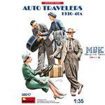 Auto Travelers 1930-40s