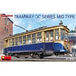 "Soviet Tram ""X""-Series. Mid Type"