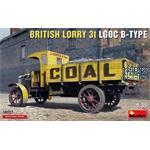 British Lorry LGOC 3t B-Type