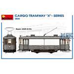 "CARGO TRAMWAY ""X""-SERIES"