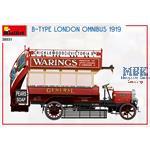 B-TYPE LONDON OMNIBUS 1919