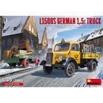 L1500S German 1,5t Truck