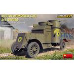 Austin Armored Car 3rd Series *Interior Kit*