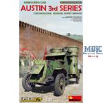 Austin Armored Car 3rd Series (CZ, RUS, USSR)